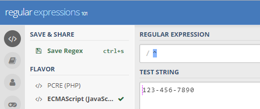 Validating Text Fields with Regular Expressions – CSPro Users